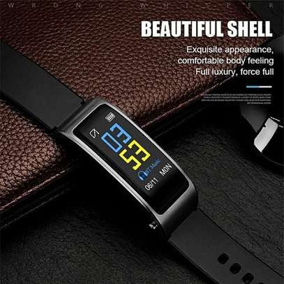 Y3 Plus Smart Bracelet with Bluetooth Headset image 2