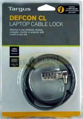 Targus Defcon Laptop locks image 1