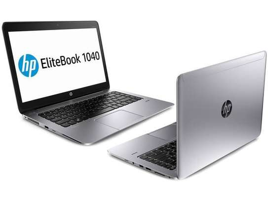 """HP EliteBook Folio 1040 G2 14"""" Notebook PC with 2.3GHz Intel Core i5/256GB SSD image 2"""