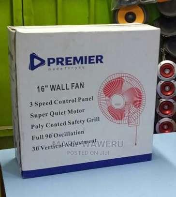 """Durable Wall Fan 16"""" image 1"""