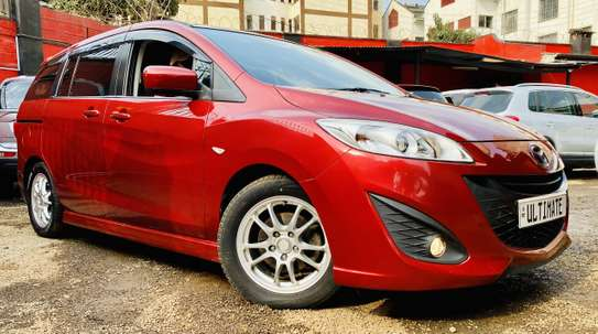 Mazda Premacy 2.0 Sportive Automatic