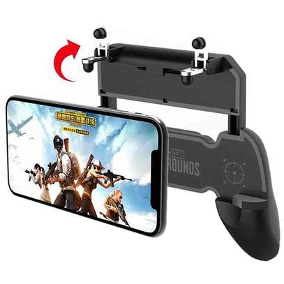 W11 PUBG Mobile Joystick Gamepad Button For Android iPhone Gaming Pad image 3