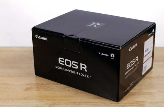 New Canon EOS R Full Kits