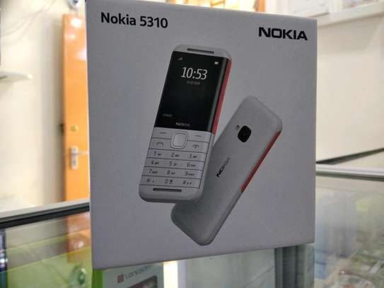 Nokia 5310 brand new and sealed in a shop. image 1