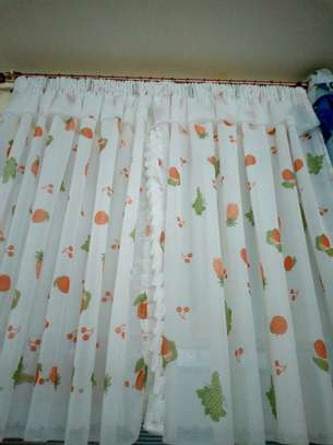 Home Kitchen curtains image 8