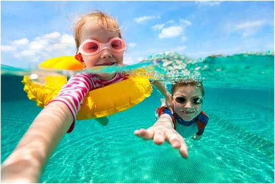 Swimming antifog  goggles image 3