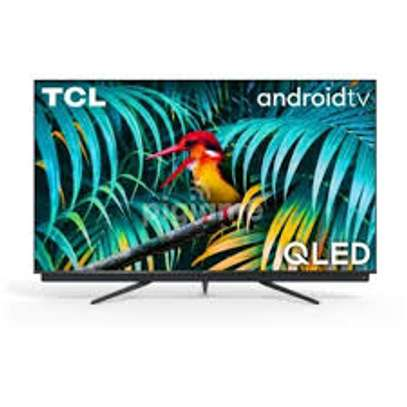 """TCL 65"""" Qled 4k UHD Android FRAMELESS 65C715 image 1"""