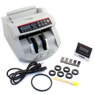 Bill Counter Money Counter with UV & MG--2108 image 3
