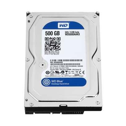 500GB brand new hard disk image 1