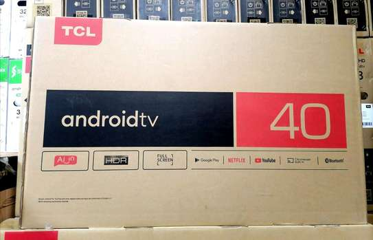 40inch TCL ANDROID TV image 1