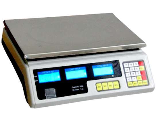 40kg digital Electronic Pricing  weighing scale image 1