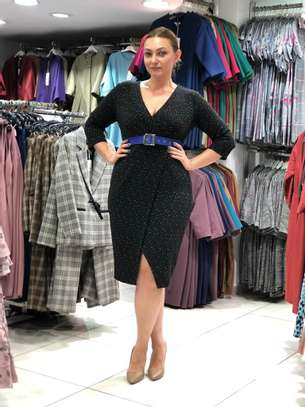 Women Latest dresses casual formal daily office wear for sale at affordable price image 3