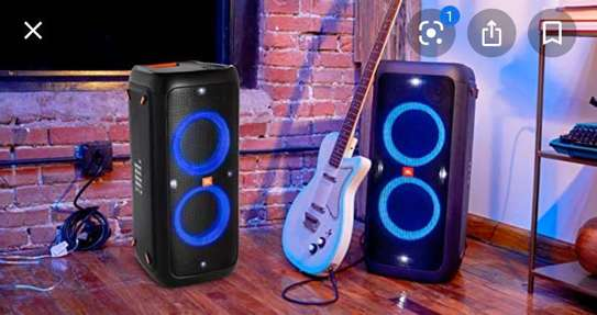 JBL PartyBox 300 Portable Bluetooth Speaker Party Speaker with Light Effects image 4