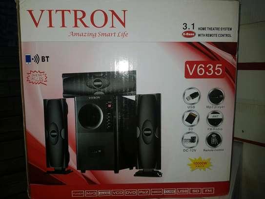 Vitron V635 3.1xbass ac/dc 10000w image 1