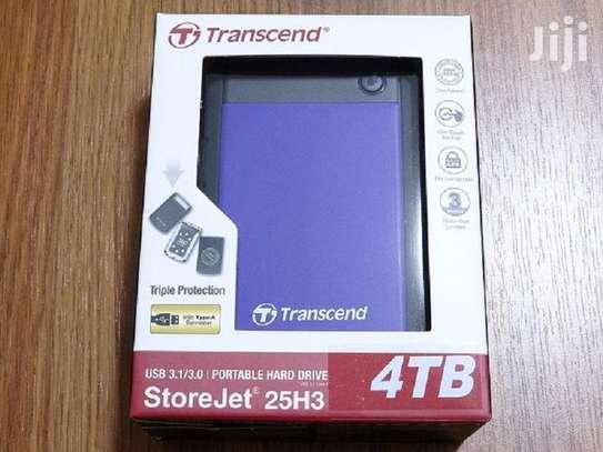 4gb Transcend image 1