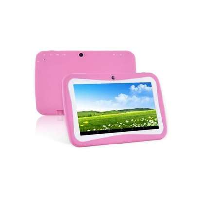 kids tablets [Wintouch K75 Tablet - 7 inch, 8GB, 512MB RAM, WiFi, Pink] image 1