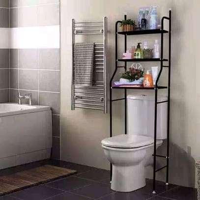 over the toilet bathroom storage organizer image 5