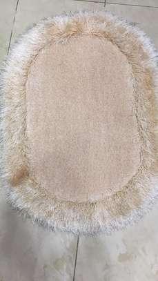 Elegantly stitched Carpet Living Room Table Carpet Bedroom Door Mat image 3