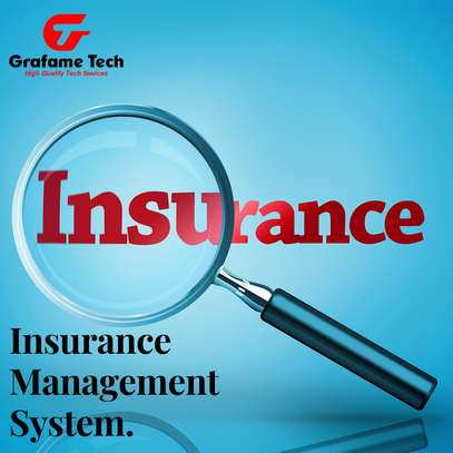 Management System for Insurance image 1