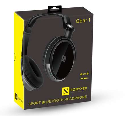Headphones-Bluetooth Compatible with IOS and android