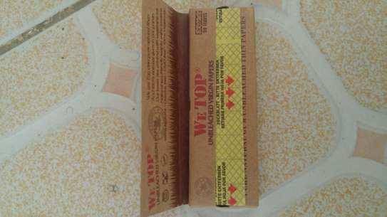 We-Top Smoking Rolling Papers