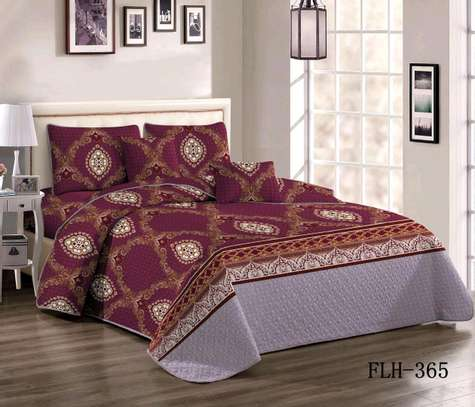 6 by 6 Cotton Bedcovers...4 pieces image 6