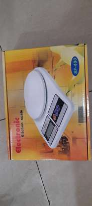 Electronic kitchen scale sf-400 image 1