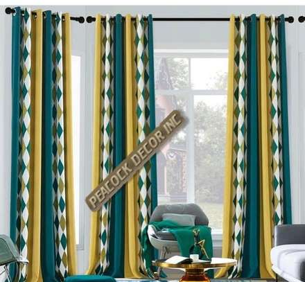 MIX AND MATCH CURTAINS AND SHEERS image 10