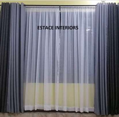 BLENDED COLOURED CURTAINS image 5