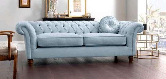 Tufted sofas/Three seater sofa sets/unique sofas/best quality sofas to buy in Nairobi Kenya image 1