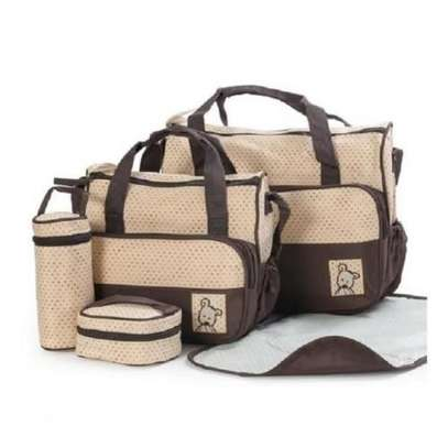 5 in1 Shoulder Diaper bag