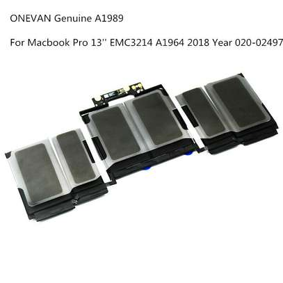 A1964 Battery for Apple MacBook Pro Retina 13'' A1990 A1989 2017 2018 With tools image 4