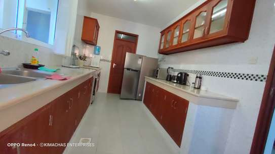 Furnished 2 bedroom apartment for rent in Mkomani image 10
