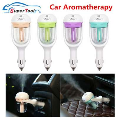 Car Fragrance Aroma Diffuser Humidifier Purifier Air Freshener image 4