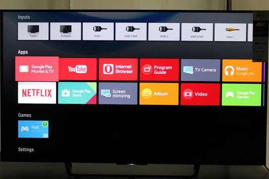 43 inch Sony digital smart tvs image 1