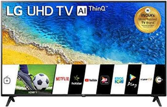 LG 75 inches Smart 4K Digital Tvs image 1