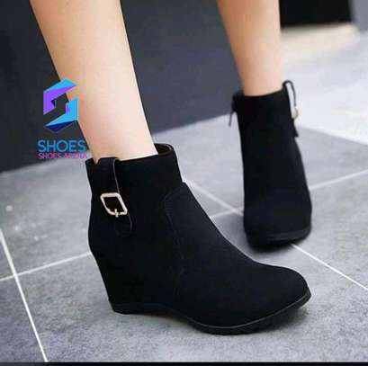 Pure Suede Ankle boots image 6