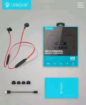 NECKBAND WIRELESS EARPHONE image 3