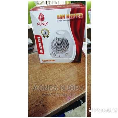 Nunix Fan Heater image 1