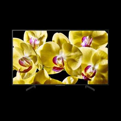 Sony 65 inch X80G LED 4K ULTRA HD HIGH DYNAMIC RANGE SMART ANDROID TV Model: KD65X8000G image 1