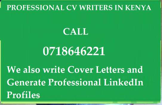 CV Writers in Kenya