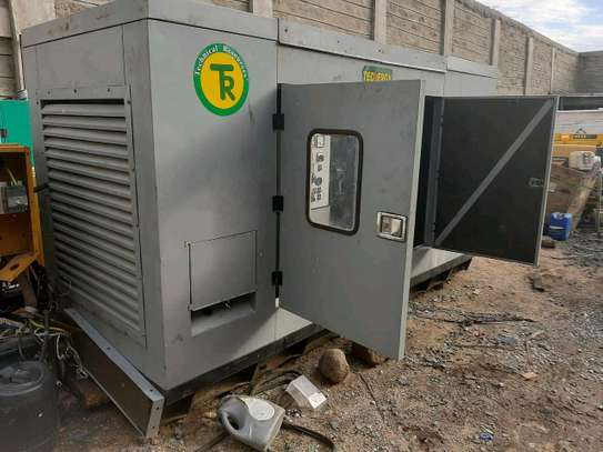 200kva ex UK for sale and hire image 1