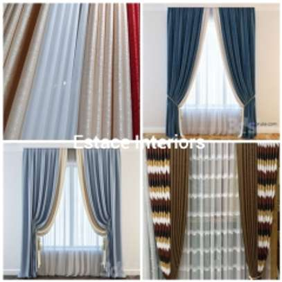 Curtains & Curtains with Sheers image 1