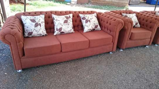 Chesterfield 5 Seater image 2