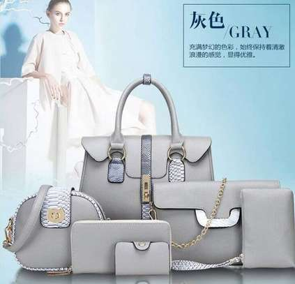 6 in 1 women handbags