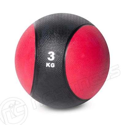 3Kg Medicine Balls image 1