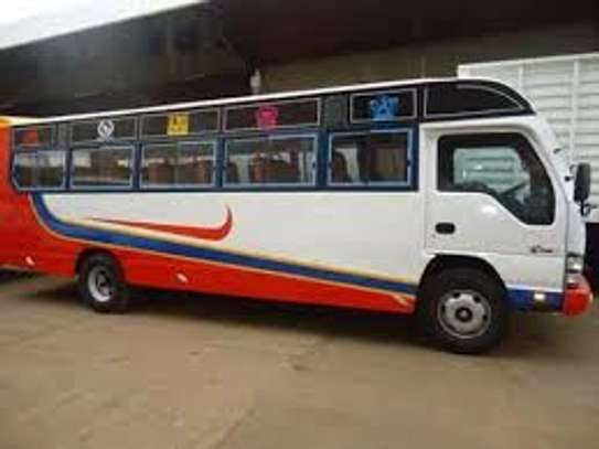 Isuzu NQR 33 Seater Bus