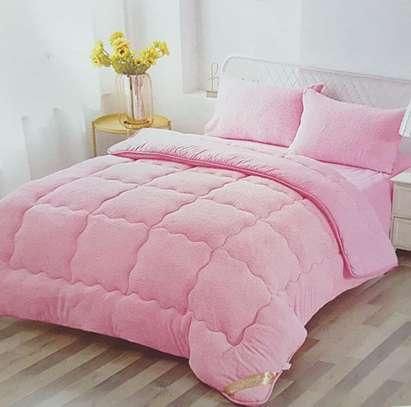 Cosy warm Turkish woolen comforters image 2