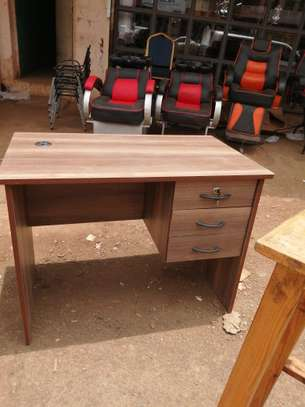 Secretarial chair ➕ desk image 7