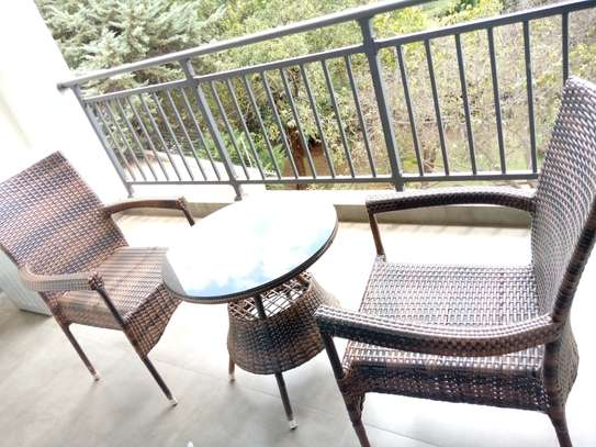Furnished 1 bedroom apartment for rent in Kileleshwa image 7
